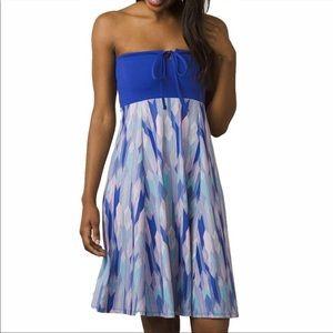 Prana Solana Dress Lavender Gemstone Medium